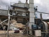 Used Mobile asphalt plant Benninghoven MBA 160 t/h 2008 V. Germany