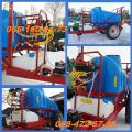 Trailed sprayer with a reservoir tank 2000l/2500l