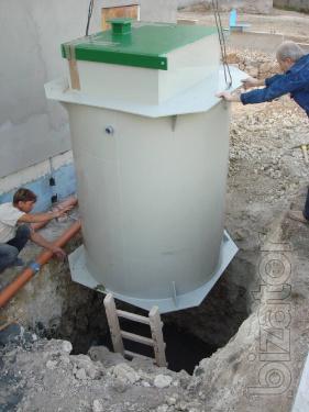 Autonomous Sewerage, wastewater treatment