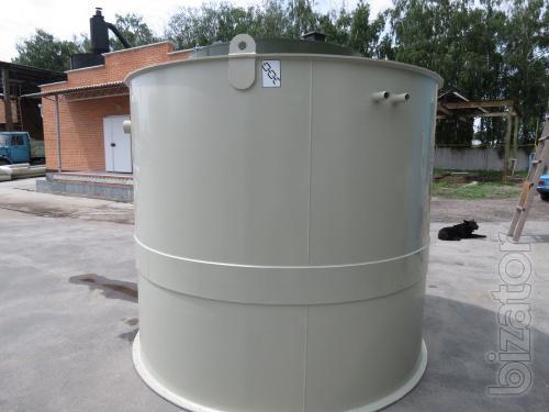 Autonomous sewage for country houses, villas, cottages