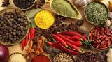 Spices in stock