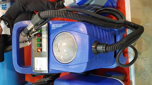 Steam cleaner steam machine carpet Cleanvac furniture ISV2800S