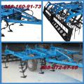 The cultivator is towed OPC-4 wide-cut