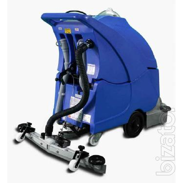 Floor cleaning machine Cleanvac E4501 new !