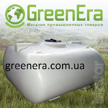 Large tanks for the transport of CAS and water from the manufacturer Sumy