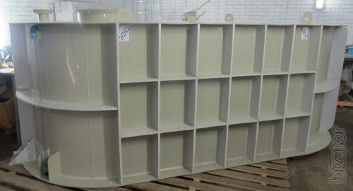 Agro-container for transportation of UAN 10,000 liters Sumy