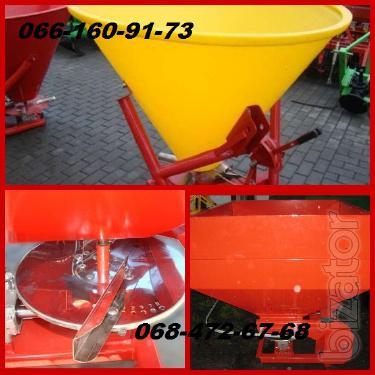 Fertilizer spreader 1T-0.5 kg