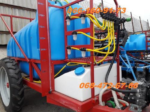 Modern Trailer Sprayer for 2000l-2500
