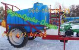 Trailed field Sprayer 2000l,2500l