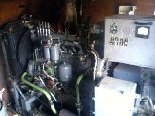 Power station the HELL-30 (SMD-11)