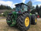 John Deere tractor 8430 release 2007,register. 2008, time-8500 m/h, power-330 HP