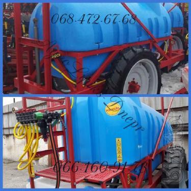 Sprayer Poland OP-2000l, Op-2500l