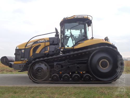 Tractor caterpillar Challenger MT 865C 07.2011 Life 9.640 m/h Engine CAT l 18.
