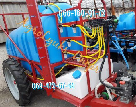 Sprayer 2000l,2500l for plant protection