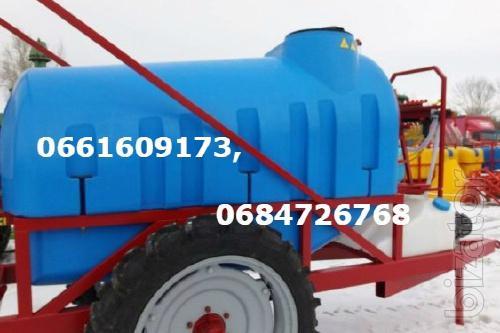 Trailed sprayer OP-2000 (18m)