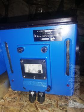 Lubricator 41-02, 42-02 the lubrication station сн5м 4102, 4202