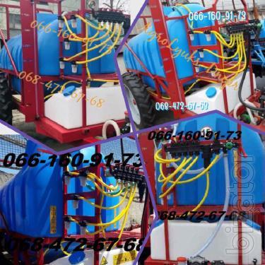 Trailed field Sprayer Op-2000-18m