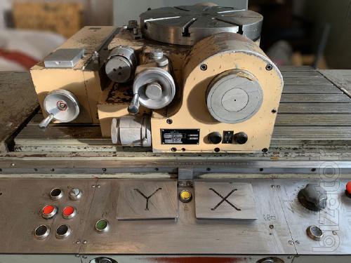 Machine jig boring universal CNC 2Д450АФ2