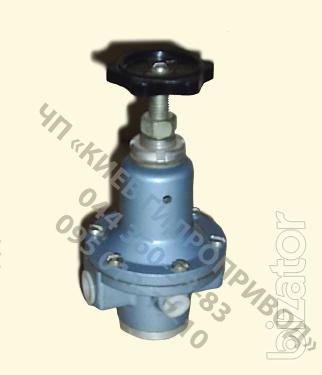 The air valve ASM-M 122-12 pressure reducing