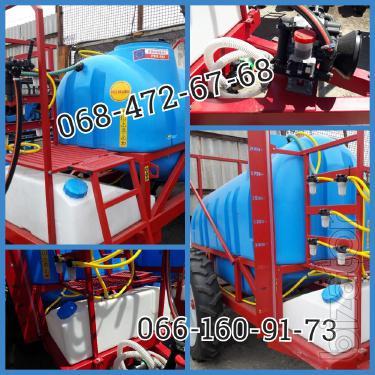 Trailed sprayer OP-2000 OP 2500 for MTZ-80 82