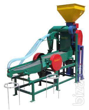"Universal roller peeling mill ""Krynica"""