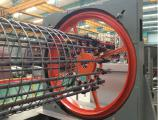 Line for welding cylindrical cages TJK HL1500 IN