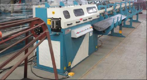 Straightening, cutting machine GT3 TJK-7