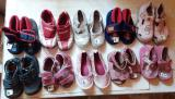 Sell cheap baby summer shoes used.