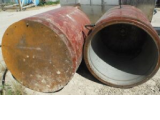 Digesters with a volume of 1 cu. m., shirt, thermos,