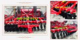 Disk harrow BPD-3,2 with a small disc 560mm