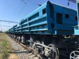 Rent railway dumpcars (cars-trucks) VS-60, VS-66