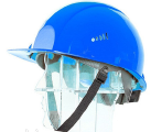 Protective helmet of rooms somz-5 blue 75117