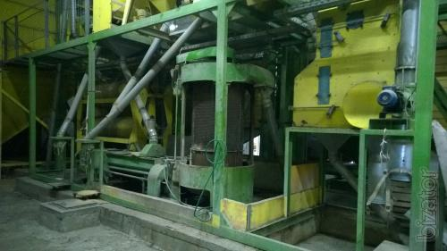 "Sell flour milling plant ""Anagroup"" Productivity of 70 tons per day"