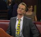 the tie Barney