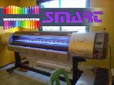 Large format printer smart 1900 dx 7
