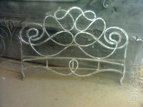 Forged bed for you