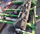 Chopper crop residue chopping ice Rink
