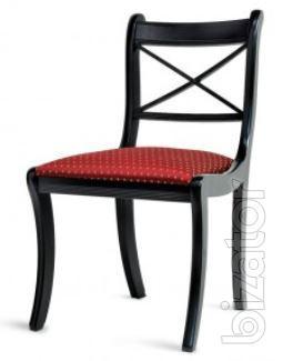 Деревянный стул классический