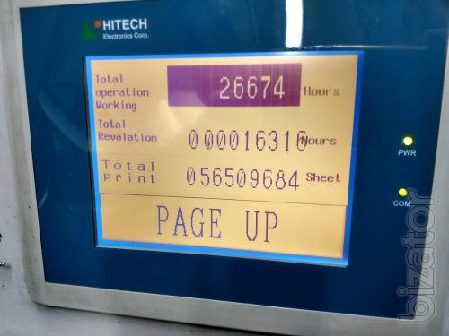 Coating machine SBL-KMAUW-106