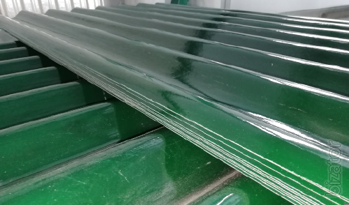 The composite plastic sheet of the opt of the Russian Federation