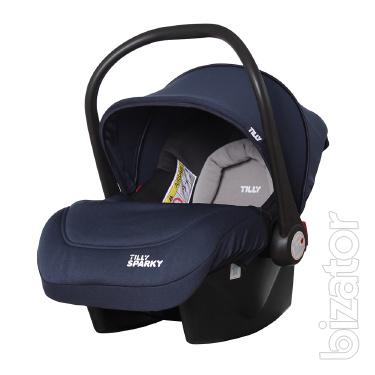 Hit! Babycake car seat for baby Tilly Sparky 3. Give Best prices