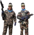 Camo form - paintball - laser tag – airsoft