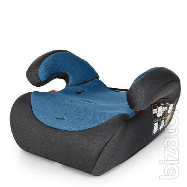 Hurry! Car seat + booster 3546 Bambi. Different Colors End