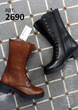boots womens leather Turkey
