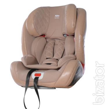 Isofix car seat with sleep mode! carello Quantum ISOFIX