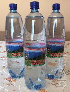 "Mineral water ""Polyana Kvasova"""