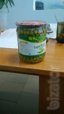 DSTU 0.510 peas of Brain Grades