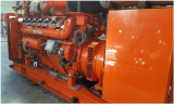 B/a Gas engine Guascor Sfgld 360, 600 KW, 2000, V.