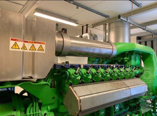 B/GPA Jenbacher J 620 GS-NL, 2009