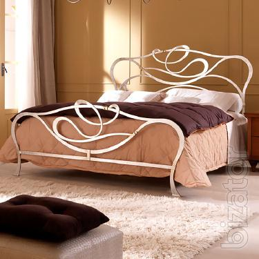Gorgeous wrought iron bed